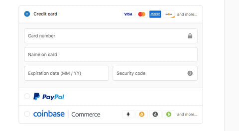 How To Checkout With Cryptocurrencies