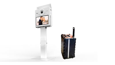 HootBooth DSLR EventPRO Photo Booth With Travel Case