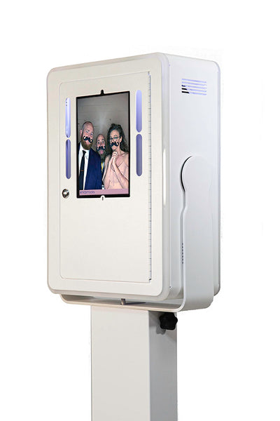 Add an iPad To the Back Of The HootBooth DSLR EventPRO Photo Booth