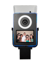 Closeup of the HootBooth® DSLR EventPRO PWR Photo Booth