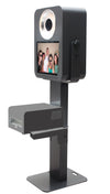 HootBooth® DSLR EventPRO+ Photo Booth w/ Shatter Proof Screen