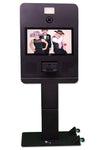 HootBooth® DSLR Print+Social Photo Booth With Talking Virtual Attendant