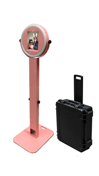ILLUMIN8+ COLRZ with Travel Case in Millennial Pink