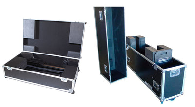 Travel Cases For the LumaView Display & Portable Rolling Stand