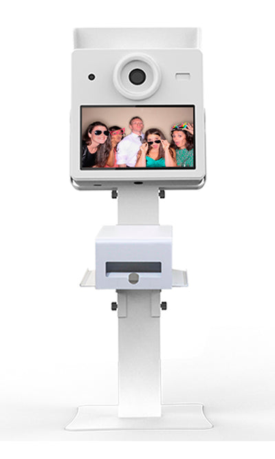 HootBooth® DSLR EventPRO PWR MAX Photo Booth With Photo Printer