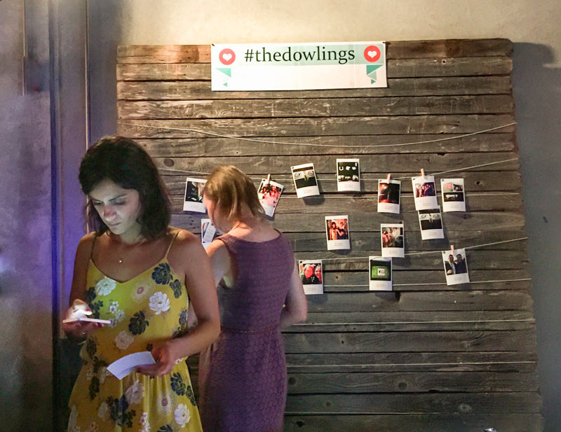 HootBooth® Hashtag Instagram Printer