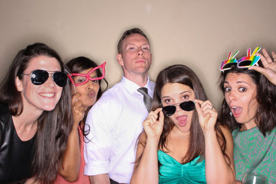 Photo Sample from the HootBooth DSLR EventPRO PWR Photo Booth