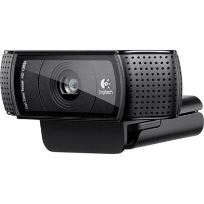 Closeup image C920 Webcam