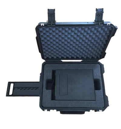 Optional Rolling Travel Case For the Sinfonia CS2 Printer