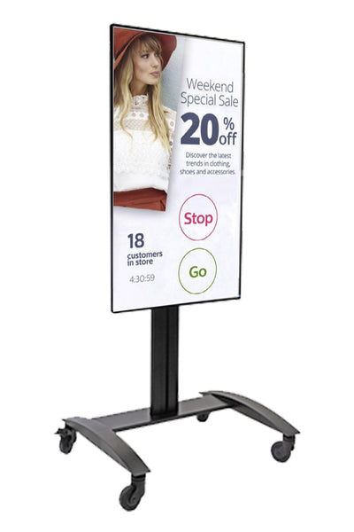 HootBooth LumaVu PeopleCount Capacity & Queue Management Digital Signage