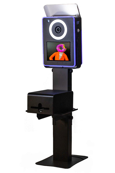 HootBooth DSLR EventPRO PWR Photo Booth With Print Cover Kit