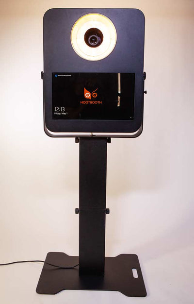 Refurbished HootBooth® DSLR EventPRO Photo Booth With Travel Case