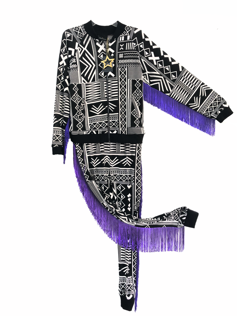 Aztec Warrior Track Suit