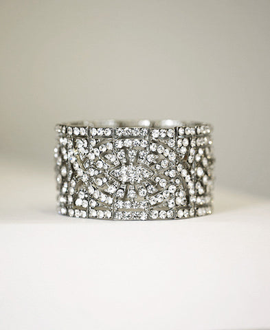 ZARA - Art deco inspired bracelet