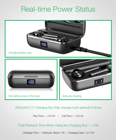 power charging case