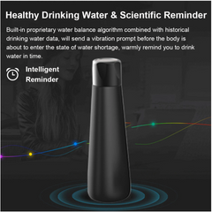 healthy drinking water & scientific reminder