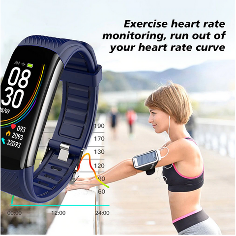 Exercise heart rate monitoring