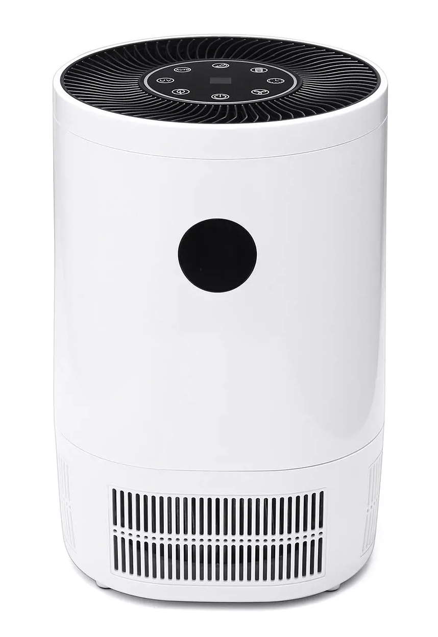 TrueHEPA™ Powerful Air Purifier Clean Filter Negative Ion 99.7% Removal Low Noise
