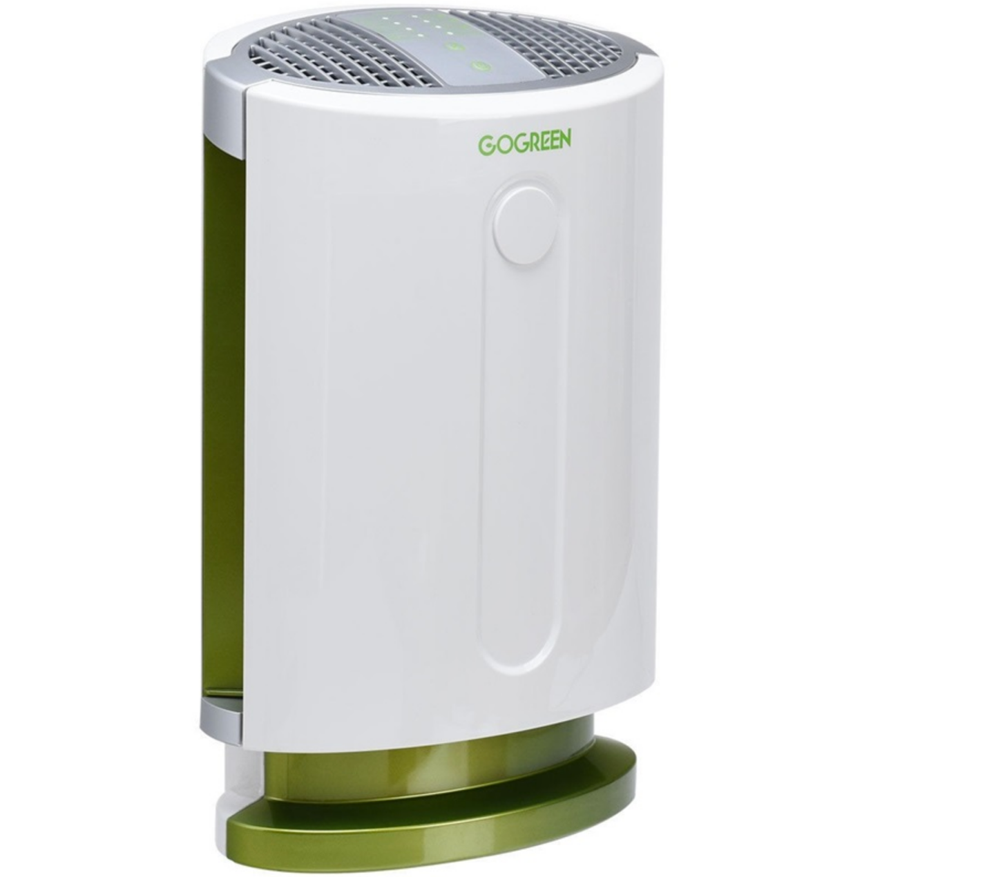 GoGreen™ HEPA Powerful Air Purifier Clean Filter 99.7% Removal Pollutant Particles Low Noise