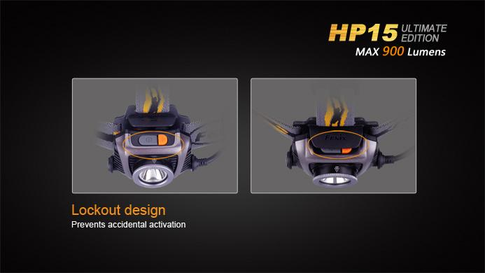 Fenix HP15UE LED Headlamp
