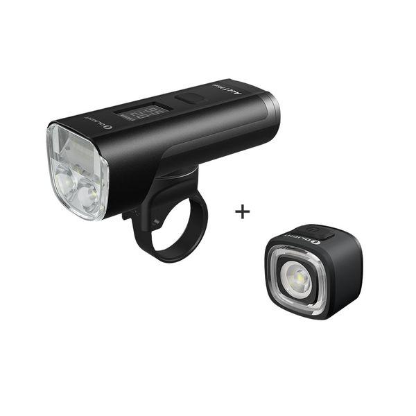 Olight LED Bike Light Bundle - Allty 2000 + RN120 Bike Light