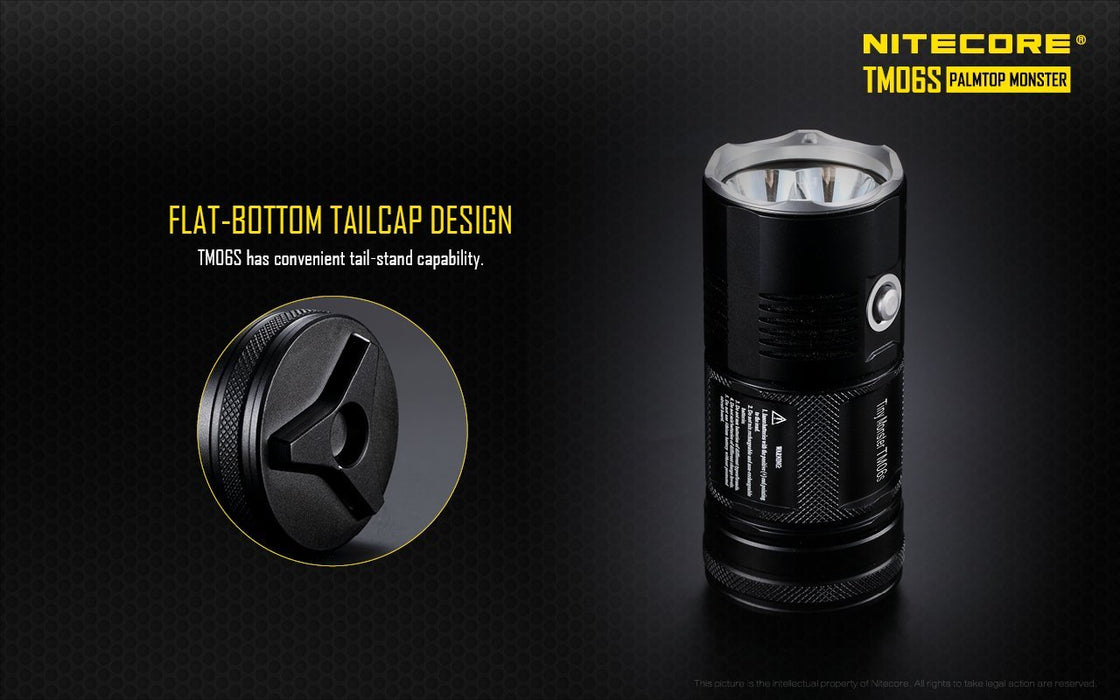 Nitecore TM06S Flashlight