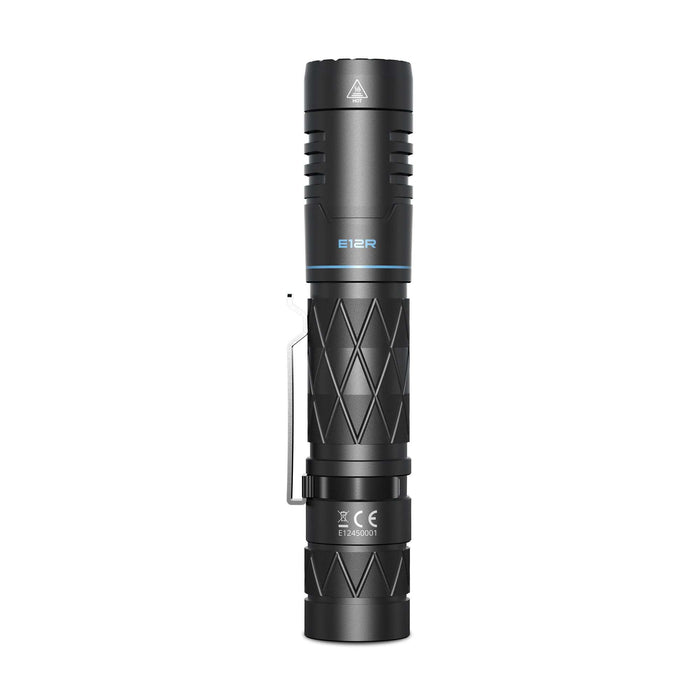 Wuben E12R 1200 Lumens Power Bank EDC Flashlight - Various Colors
