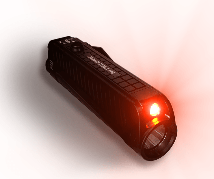 Nitecore P18 LED Flashlight