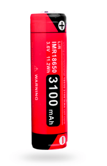 Klarus 18GT-IMR31 3100 mAh High Quality 18650 Battery