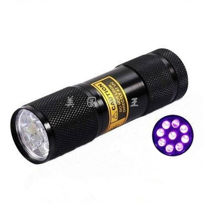 395nm UV led Flashlight