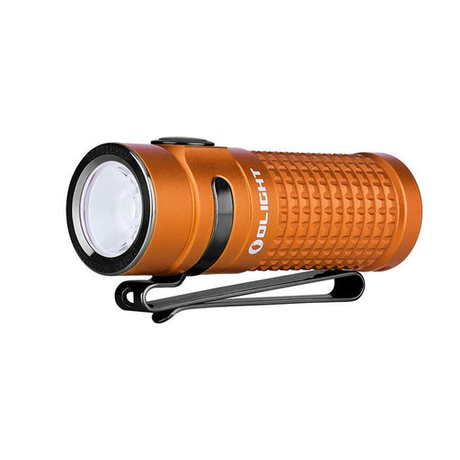 Olight S1R Baton II Orange Limited Edition EDC LED Flashlight