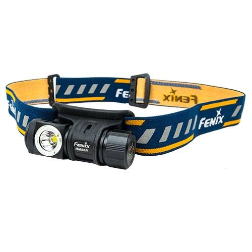 Fenix HM50R Rechargeable LED Head Lamp, Cold Resistant