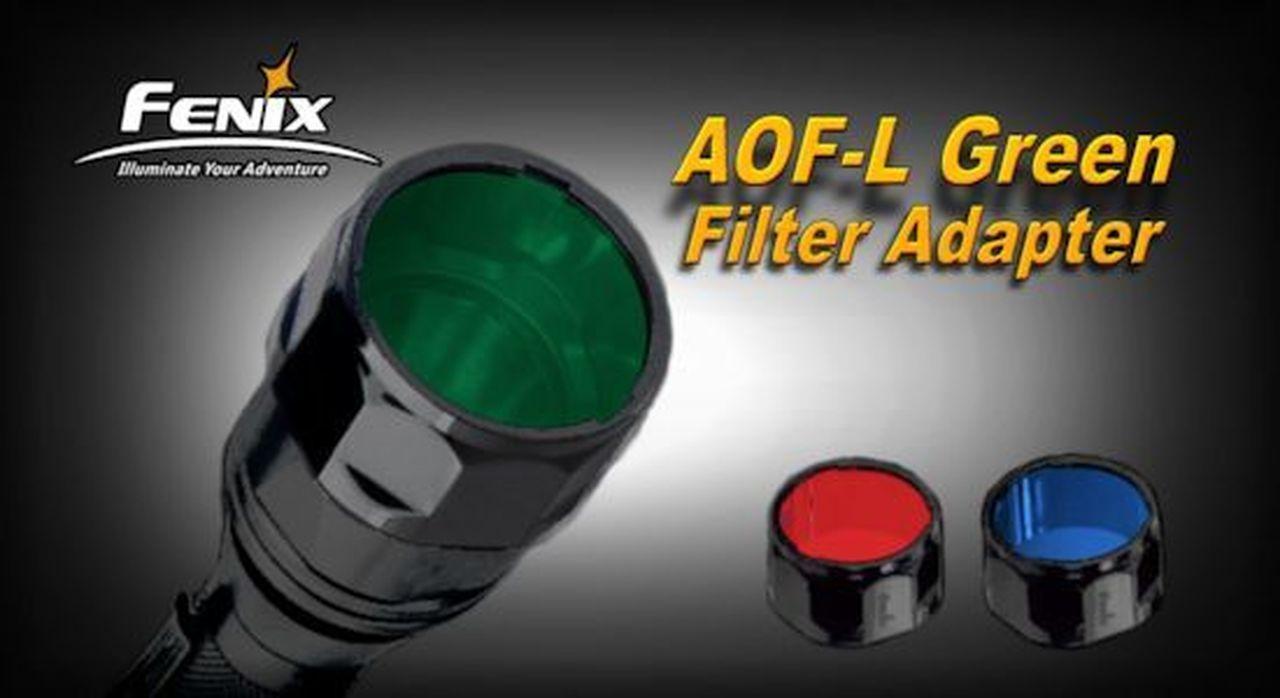 Fenix AOF-L Green Filter (Large)