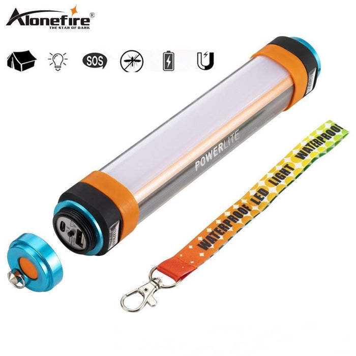Alonefire T25 Powerlite Multifunctional LED Camping Light