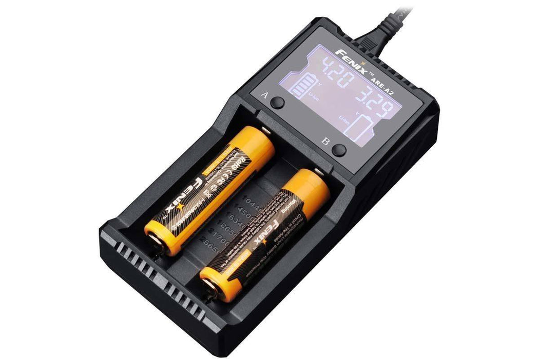 Fenix Are-A2 Smart Battery Charger