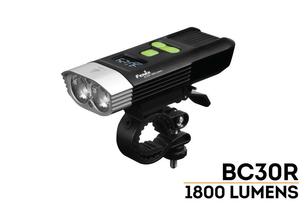 Fenix BC30R 2017 Edition LED Bike Light Bike light Fenix