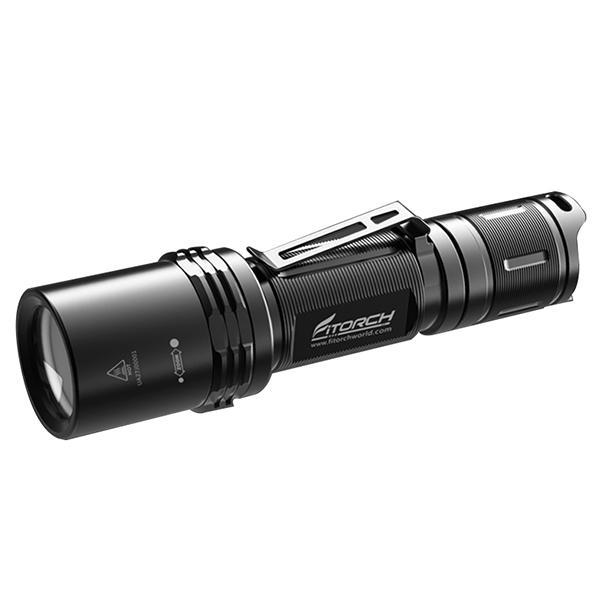 FiTorch P30Z Zoomable LED Flashlight Flashlight FiTorch