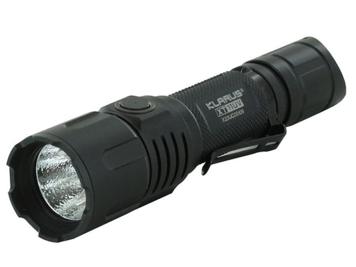 Klarus XT11UV UV Rechargeable LED Flashlight