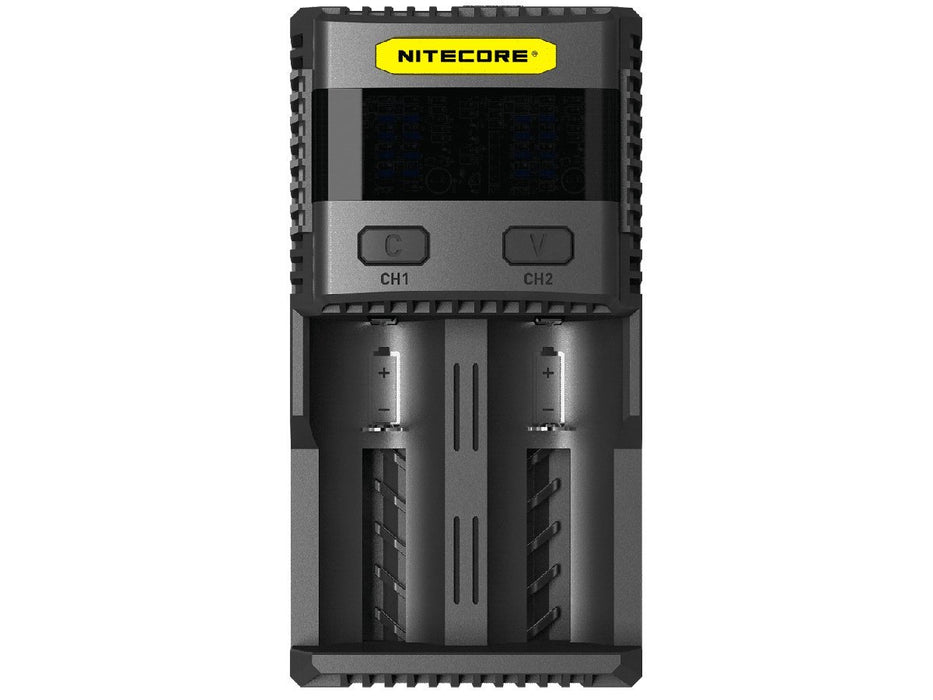 Nitecore Charger SC2 2-Channel
