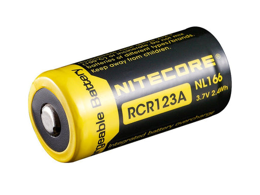 Nitecore NL166 RCR123A Li-ion Rechargeable Battery Rechargeable Battery Nitecore