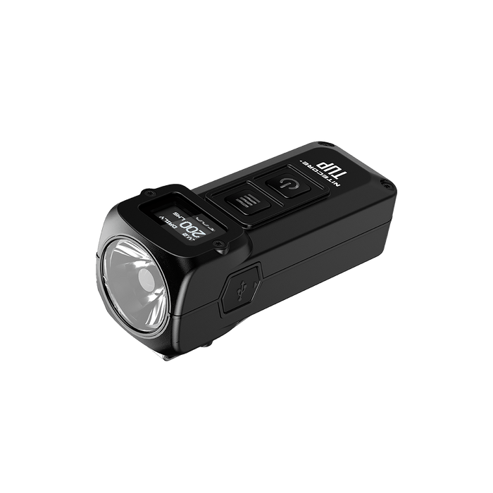 Nitecore Tup 1000 Lumens Rechargeable EDC Pocket Flashlight