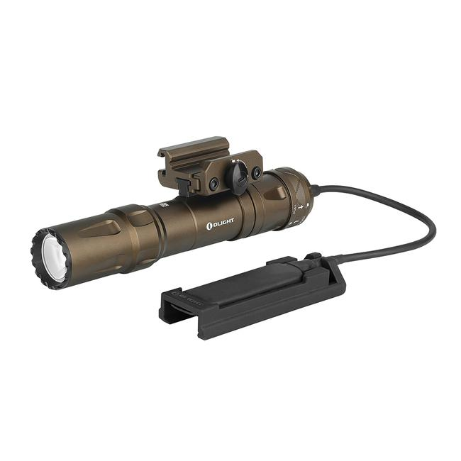 Olight Odin 2000 Lumens Rechargeable Tactical LED Flashlight - Choice of Colors