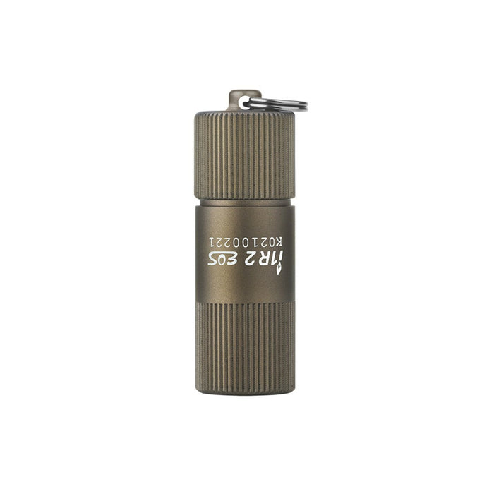 Olight I1R 2 EOS Carry LED FlashLight Desert Tan (with USB Charging Cable)