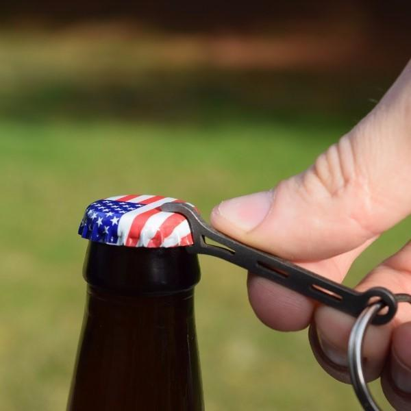 Gear Infusion Brew Soldier Bottle Opener + Keyring
