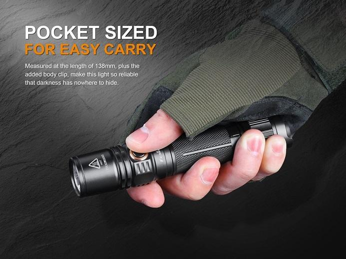 Fenix PD35 V2.0 LED Flashlight