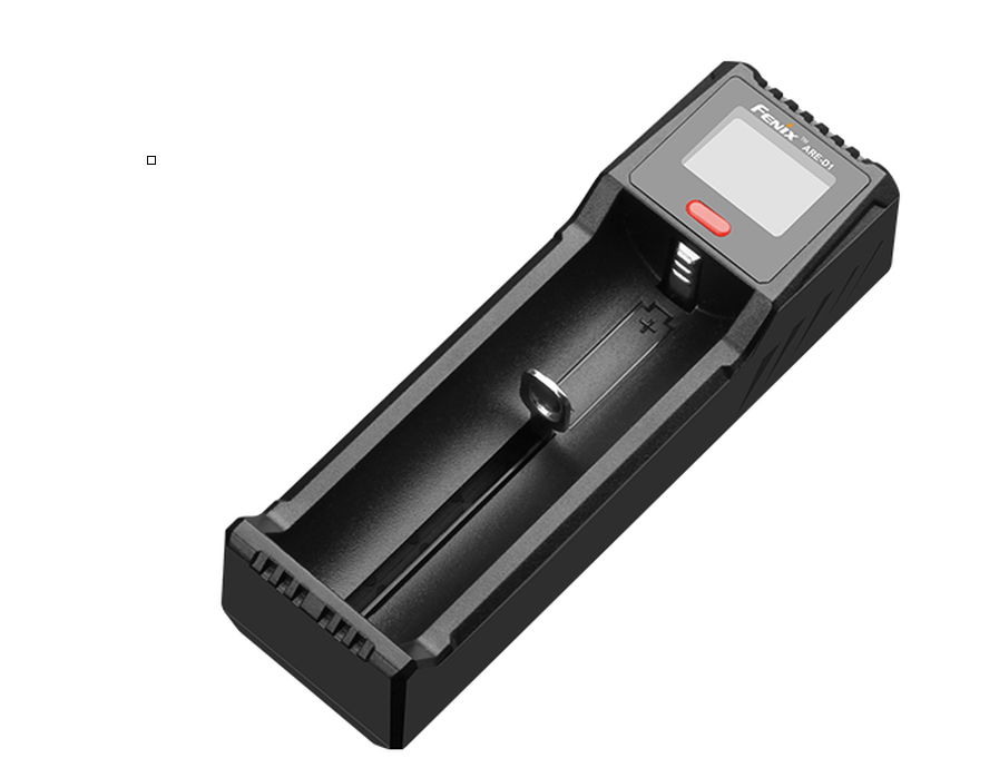 Fenix ARE-D1 Single Bay Smart Battery Charger Battery Charger Fenix