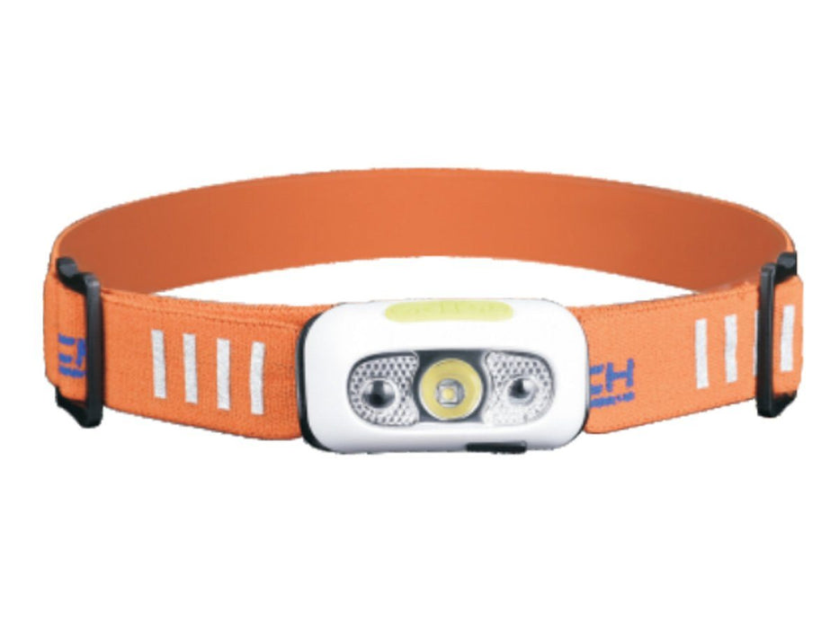 Fitorch HS1R 200 Lumens Rechargeable LED Headlamp