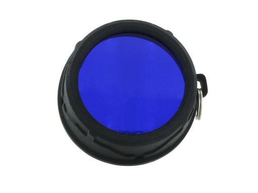 Klarus FT11X High Elastic Silicone Frame Flashlight Filter (BLUE) Filter Klarus