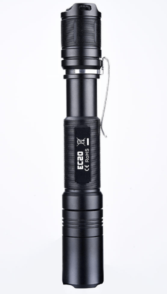 Fitorch EC20 Carry LED Flashlight Flashlight FiTorch