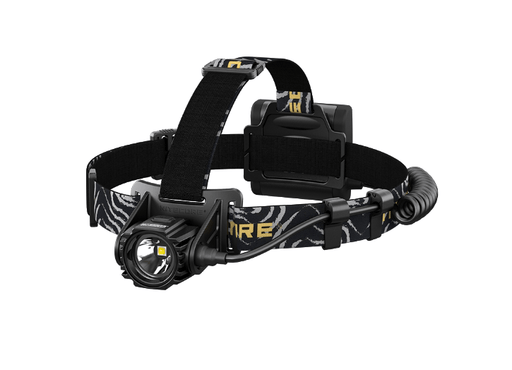 Nitecore HA40 1000 Lumen 4XAA LED Headlamp